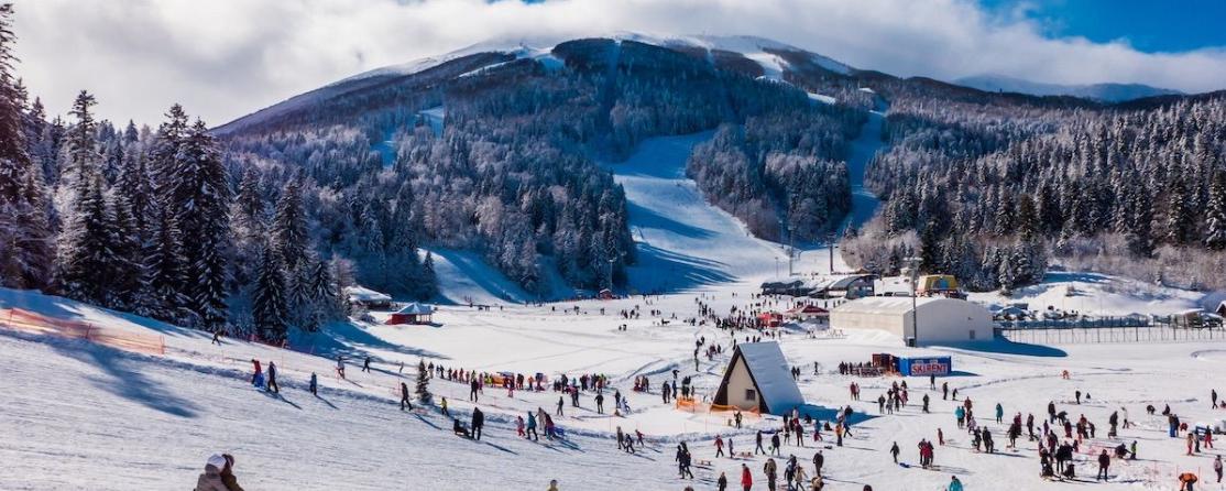 Skiing in Bosnia and Herzegovina